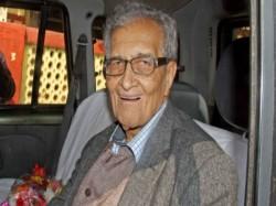 Bjp Criticises Amartya Sen Tmc Supports Nobel Laureate