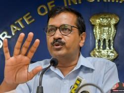 Delhi Cm Arvind Kejriwal Decides Not Part Opponent Alliance In Loksabha
