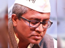Aap Leader Ashitosh Resigned From The Party Very Personal Reason