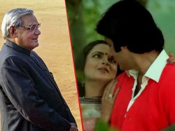 When Atal Bihari Vajpayee Wanted Rekha Contest Against Amitabh Bachchan In Elections