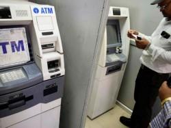 Minister Sadhan Pande Assures Return Cash On Atm Fraud Issue