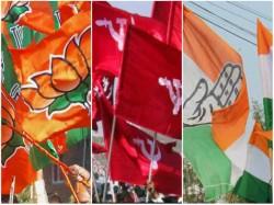 Bjp Congress Cpm Build Alliance Stop Tmc North Dinajpur