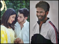 Shahid Kapoor Reacts Alleged Ex Gf Priyanka Chopra S Engagement To Nick Jonas