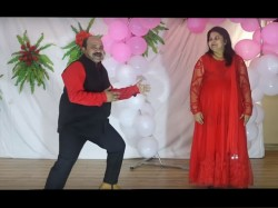 Dancing Uncle Is Back This Time With Mithun Chakraborty Song Watch Video