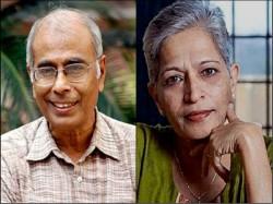 Dabholkar Gauri Lankesh Murders Linked Cbi Tells Pune Court