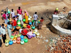 Excess Rainfall Kerala But Drought Fear Many South Indian Districts