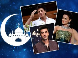 Bollywood Celebs Like Ranbir Shahrukh Says Eid Mubarak Wishes Fans