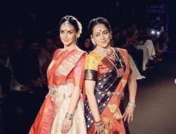 Esha Deol Walks After Being Interrupted Organisers At Lakme Fashion Week