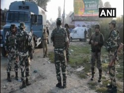 Two Hizbul Militants Killed An Encounter At Jammu Kashmir S Anantnag