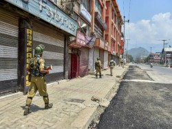 Article 35a Separatists Start 2 Day Strike Kashmir Ahead Supreme Court Hearing