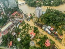 Nasa Releases Video Tracking Monsoon Rains Behind Severe Flooding Kerala Parts Karnataka