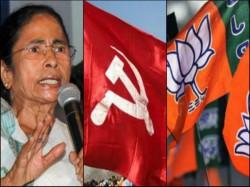 Cm Mamata Banerjee Attacks Bjp Cpm On Panchayat Violence