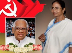 Mamata Banerjee Is Invited Cpm At Somnath Chatterjee S Memorial