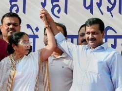 Arvind Kejriwal Blows Mamata Rahul S Plan Lok Sabha Election