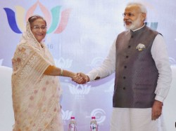 Narendra Modi Sheikh Hasina Is Meeting Today Besides Bimstec Summit