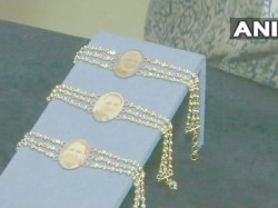 The Modi Rakhi Gold Is Super Hit Gujarat Market During Raksha Bandhan