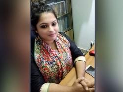 Year Old Woman Tv Journalist Hacked Death Bangladesh