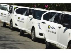 Ola Driver Bengaluru Watches Porn Masturbates Front Passenger