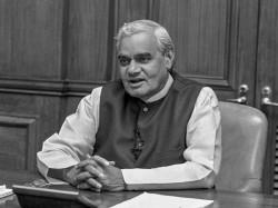 Us Secretary State Mike Pompeo Condolences Atal Bihari Vajpayee S Demise