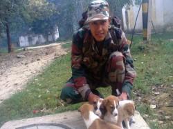 Rambabu Shahi Is Laid Down His Life While Fighting With Terrorist Jammu Kashmir