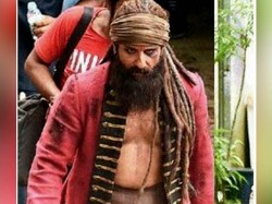 Bollywood Star Saif Ali Khan New Avatar Film Shoot
