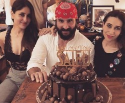 Kareena Kapoor Khan S Birthday Bash Saif Ali Khan See Inside Pics