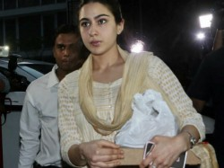 Sara Ali Khan Celebrates Her Birthday Today Check Pics