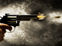 One Old Age Man Died A Shootout Kamarhati