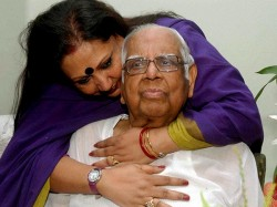 Daughter Somnath Chatterjee Clears Why Cpm Not Get Entry