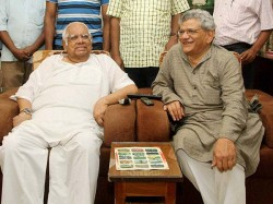 Cpm Politburo Expresses Grief On Somnath Chatterjee S Death As A Speaker