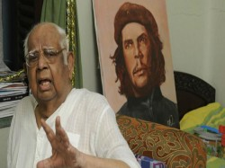 Cpm Leader Sujan Chakraborty Express His Condolences On The Death Somnath Chatterjee