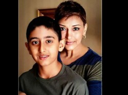 Sonali Bendre Battling Cancer Shares Heart Warming Video W