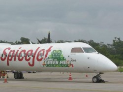 Spicejet Operates India S First Biofuel Flight Country Joins An Elite Club On Monday