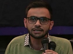 Unidentified Man Opens Fire At Jnu Student Leader Umar Khalid He Escaped Unhurt
