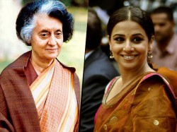 Vidya Balan Confirms That Indira Gandhi Biopic Will Be Web Series