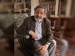 V S Naipaul Nobel Prize Winning Controversial Author Passes Away At