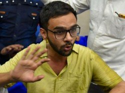 Attack On Umar Khalid Police Transfer The Case Special Cell