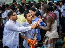 A Students Organization Calls A Student Strike Today Over Bangladesh