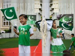 Pakistan S 71st Independence Day Celebration Photos