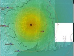 West Bangla Is Standing The Face A Major Earthquake