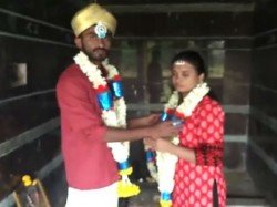Karnataka Couple Live Stream Their Marriage Facebook Girl S Parent Was Against The Marriage