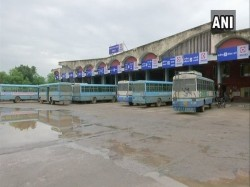 Nationwide Transport Strike Affects Commuters West Bengal