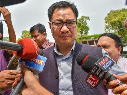 Financial Protection Is As Important As The National Security Says Kiera Rijiju
