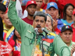 Drone Attack On Venezuelan President Nicolas Maduro But He Is Unharmed