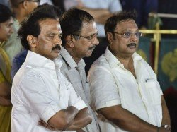 Alagiri Throws An Open Challenge His Brother Just Days After Karunanidhi S Death