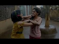 Pataakha Movie Review Sunil Grover Adds Spark Sanya Malhotra Radhika Madan S Dynamite Act