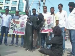 How Congress Bharat Bandh Is Observed Across India See Pics