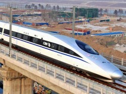 China Plans Bullet Train From Kumming Kolkata
