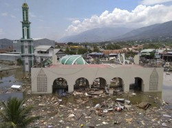 At Least 48 Killed After Series Quakes A Tsunami Hit Indonesia