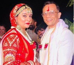 Baa Bahoo Aur Baby Actress Suchita Trivedi Beau Nigam Patel Got Married In A Private Ceremony